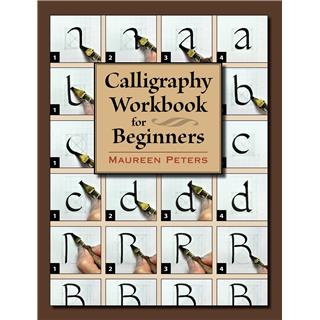 KNJIGA CALLIGRAPHY WORKBOOK