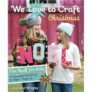 KNJIGA WE LOVE TO CRAFT CHRISTMAS