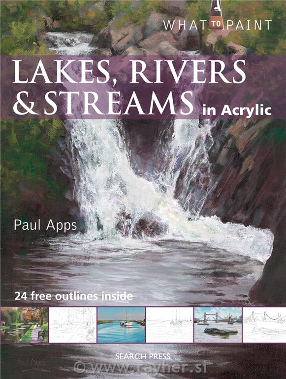 KNJIGA WTC LAKES, RIVERS, STREAMS