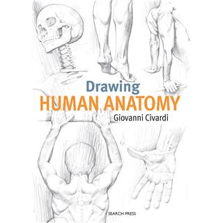 KNJIGA DRAWING HUMAN ANATOMY