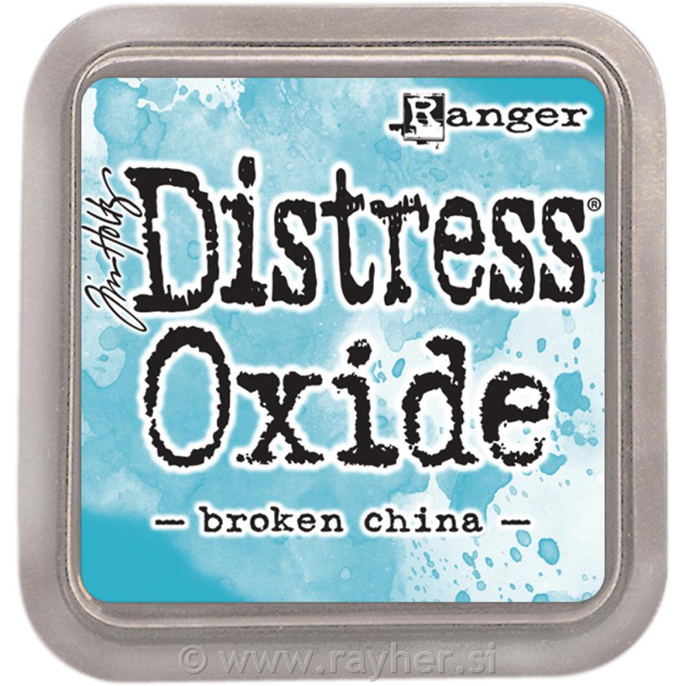 Blazinica za štampiljke Distress Oxide ink, Broken China