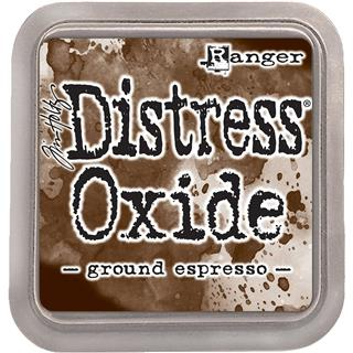 Blazinica za štampiljke Distress Oxide, Ground Espresso