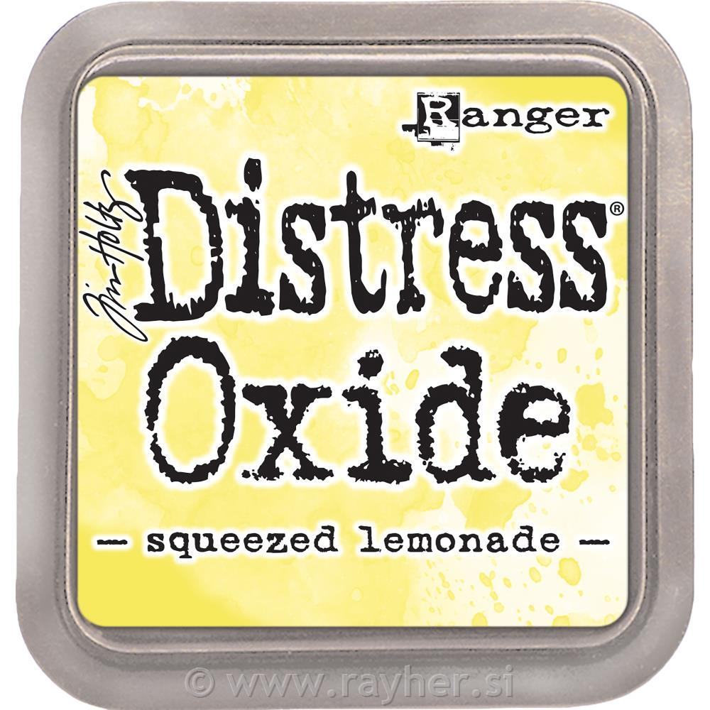 Blazinica za štampiljke Distress Oxide,Squeezed Lemonade