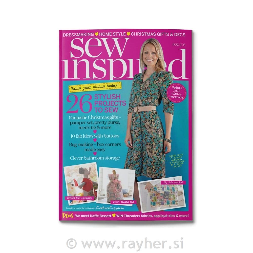 CRAFTERS Sew Inspire set 021832 št. 6