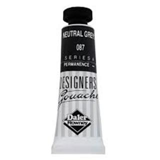 Designers Gouache 15ml Neutral Grey 1