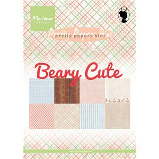 SET PAPIRJEV MD,A5,SET 32, BEARY CUTE