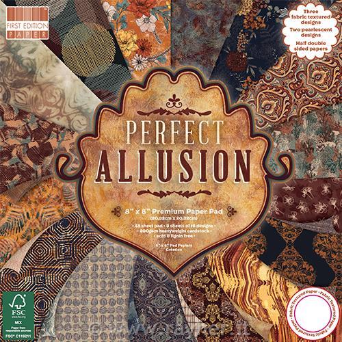 Rezultat iskanja slik za Set papirjev Perfect Allusion, 15x15cm, set 48