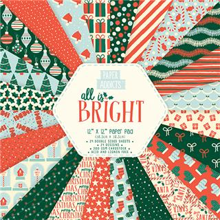 SET PAPIRJEV ALL IS BRIGHT,30X30, SET24