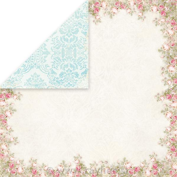 Scrapbooking papir Beautiful Day 01, 200gsm